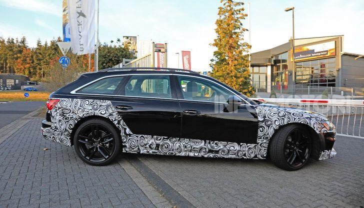 Audi A6 Allroad 2019 data di uscita, motori, prezzo - Foto 14 di 21