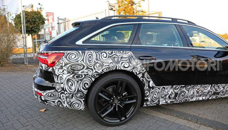 Audi A6 Allroad 2019 data di uscita, motori, prezzo - Foto 16 di 21