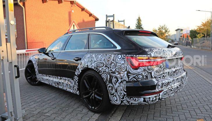 Audi A6 Allroad 2019 data di uscita, motori, prezzo - Foto 18 di 21