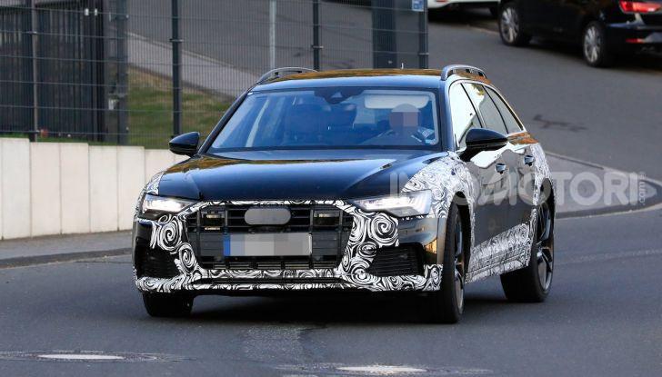 Audi A6 Allroad 2019 data di uscita, motori, prezzo - Foto 2 di 21