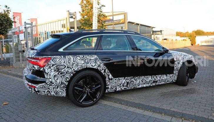 Audi A6 Allroad 2019 data di uscita, motori, prezzo - Foto 20 di 21