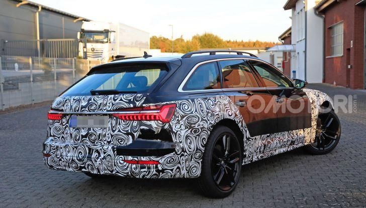 Audi A6 Allroad 2019 data di uscita, motori, prezzo - Foto 21 di 21