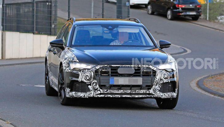 Audi A6 Allroad 2019 data di uscita, motori, prezzo - Foto 3 di 21