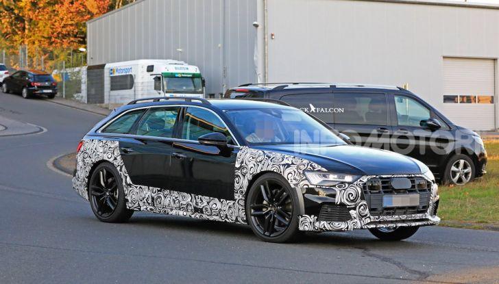 Audi A6 Allroad 2019 data di uscita, motori, prezzo - Foto 4 di 21