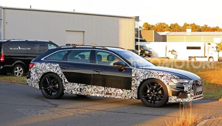 Audi A6 Allroad 2019 data di uscita, motori, prezzo - Foto 5 di 21