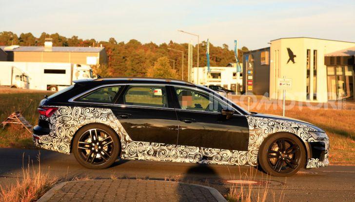 Audi A6 Allroad 2019 data di uscita, motori, prezzo - Foto 6 di 21