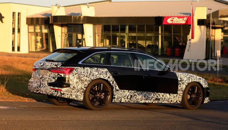 Audi A6 Allroad 2019 data di uscita, motori, prezzo - Foto 7 di 21