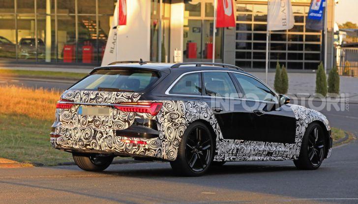 Audi A6 Allroad 2019 data di uscita, motori, prezzo - Foto 8 di 21