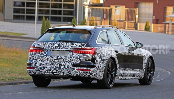 Audi A6 Allroad 2019 data di uscita, motori, prezzo - Foto 9 di 21