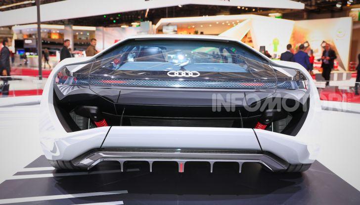 Audi PB18 e-tron, coupé elettrica da 680 CV - Foto 11 di 23