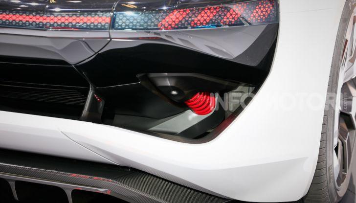 Audi PB18 e-tron, coupé elettrica da 680 CV - Foto 15 di 23