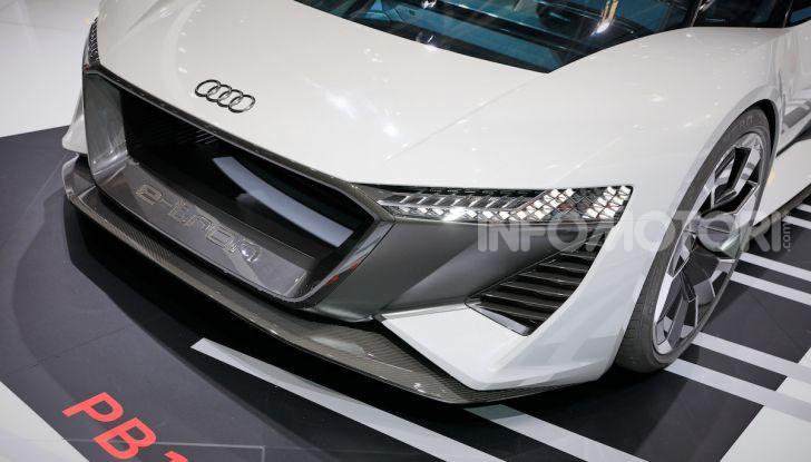 Audi PB18 e-tron, coupé elettrica da 680 CV - Foto 20 di 23