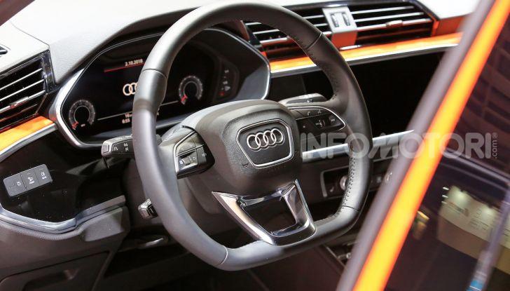 Audi Q3 2019: Il SUV compatto dei Quattro Anelli torna più forte - Foto 11 di 11