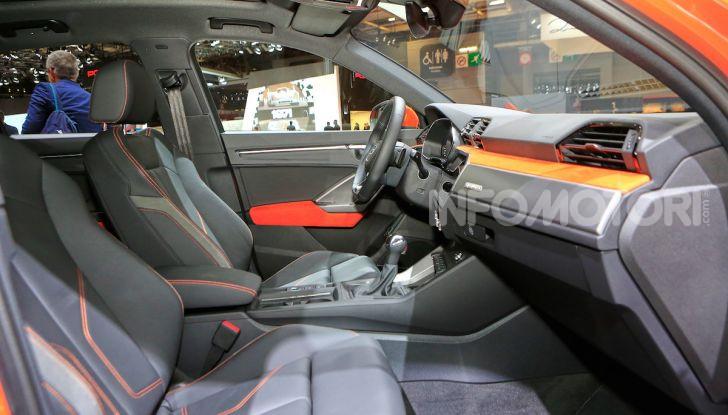 Audi Q3 2019: Il SUV compatto dei Quattro Anelli torna più forte - Foto 8 di 11
