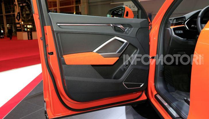 Audi Q3 2019: Il SUV compatto dei Quattro Anelli torna più forte - Foto 7 di 11