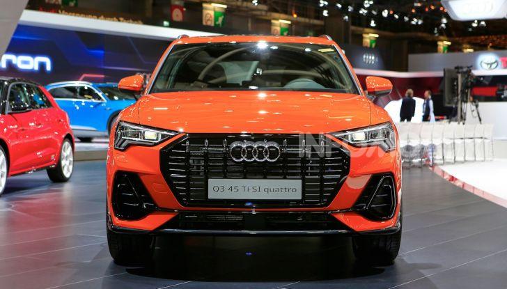 Audi Q3 2019: Il SUV compatto dei Quattro Anelli torna più forte - Foto 3 di 11