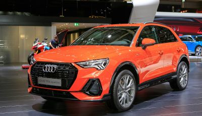 Audi Q3 2019: Il SUV compatto dei Quattro Anelli torna più forte