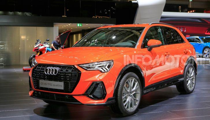 Audi Q3 2019: Il SUV compatto dei Quattro Anelli torna più forte - Foto 1 di 11