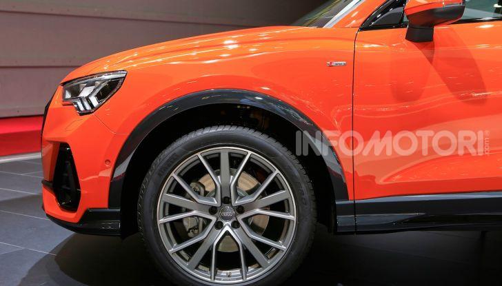 Audi Q3 2019: Il SUV compatto dei Quattro Anelli torna più forte - Foto 4 di 11