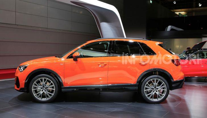 Audi Q3 2019: Il SUV compatto dei Quattro Anelli torna più forte - Foto 5 di 11