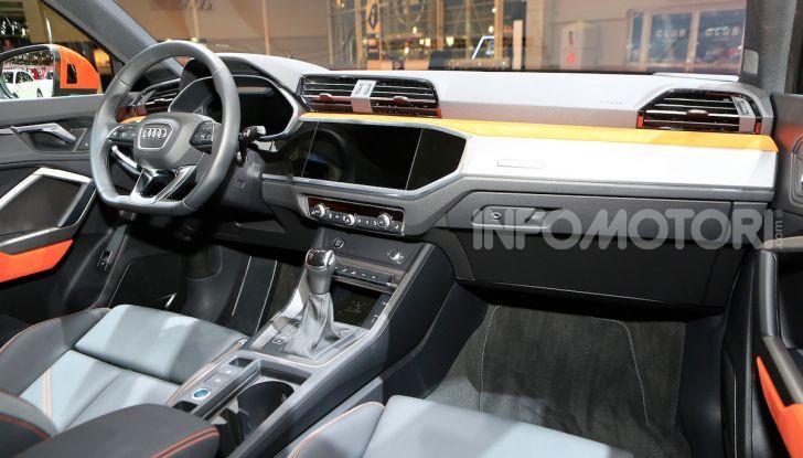 Audi Q3 2019: Il SUV compatto dei Quattro Anelli torna più forte - Foto 9 di 11