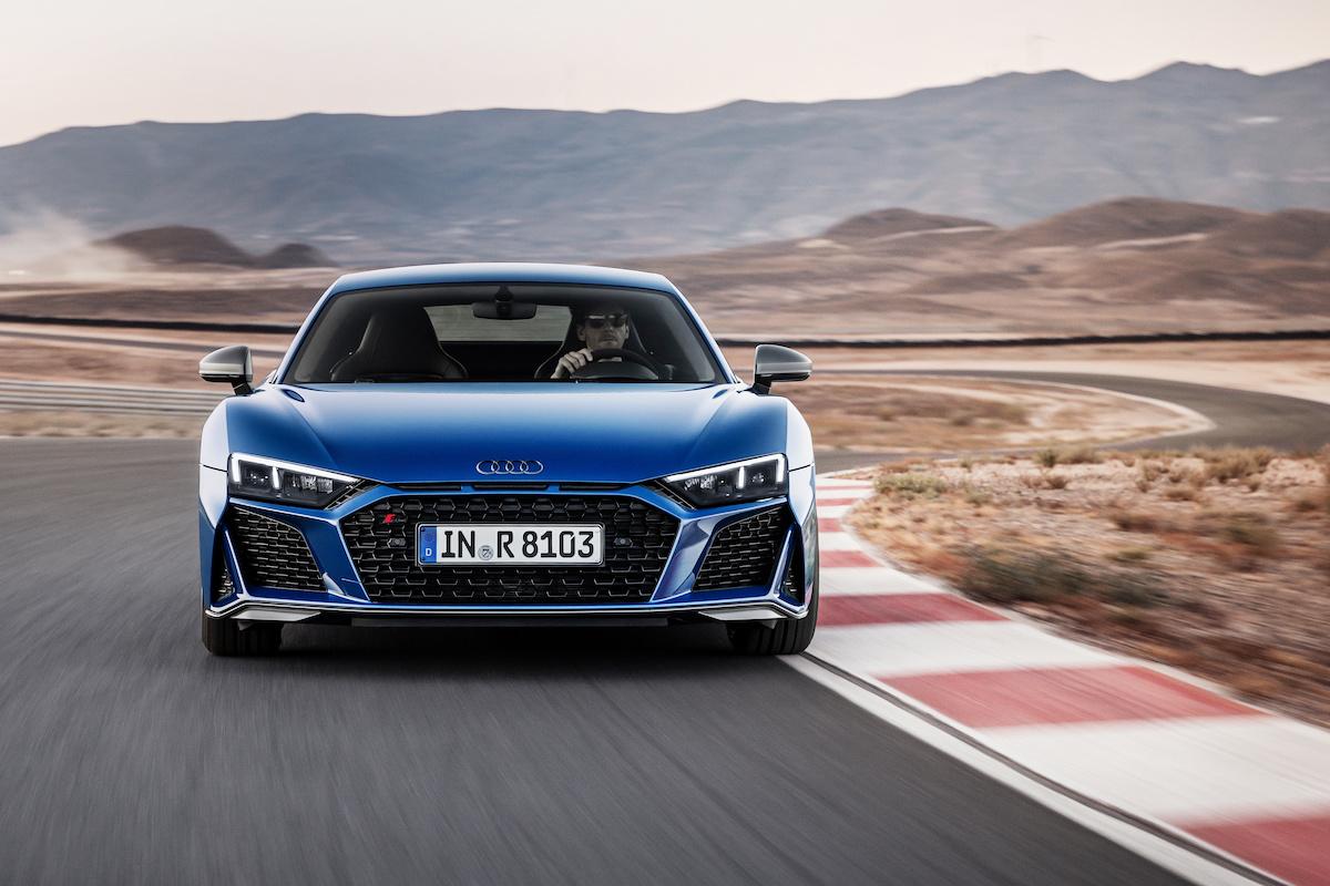 Audi R8 Facelift