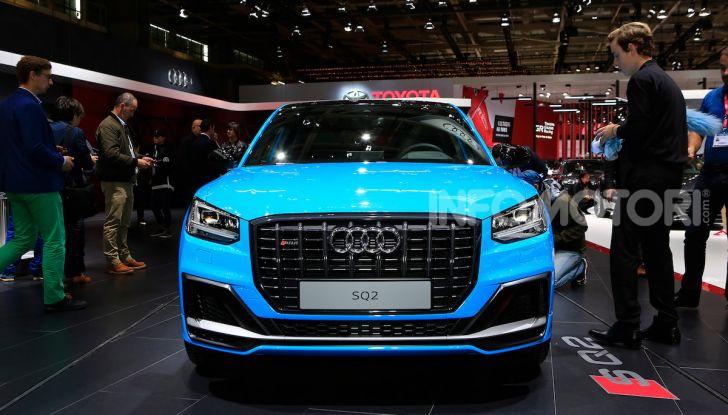 Audi SQ2, SUV ad alte prestazioni da 300 CV - Foto 2 di 12