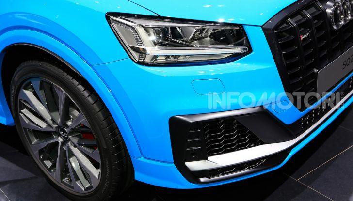 Audi SQ2, SUV ad alte prestazioni da 300 CV - Foto 11 di 12