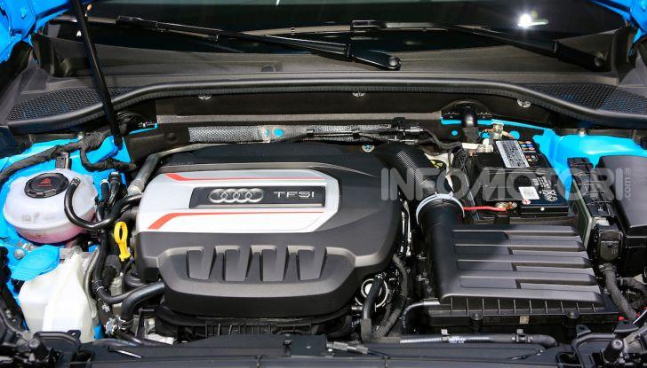 Audi SQ2, SUV ad alte prestazioni da 300 CV - Foto 12 di 12