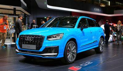 Audi SQ2, SUV ad alte prestazioni da 300 CV