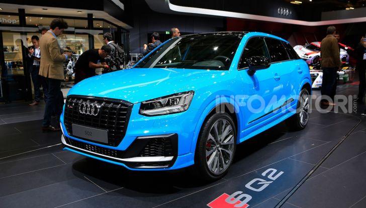 Audi SQ2, SUV ad alte prestazioni da 300 CV - Foto 3 di 12