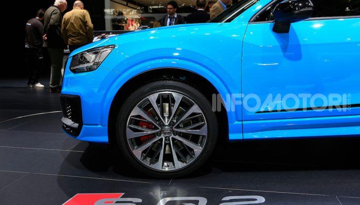 Audi SQ2, SUV ad alte prestazioni da 300 CV - Foto 4 di 12