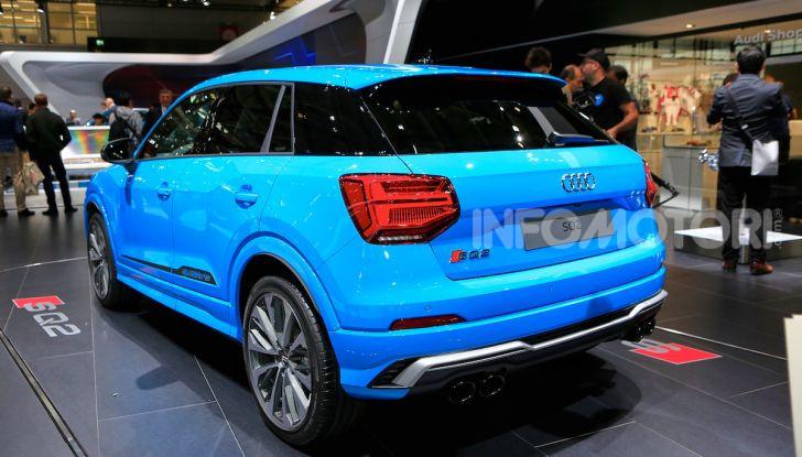 Audi SQ2, SUV ad alte prestazioni da 300 CV - Foto 6 di 12