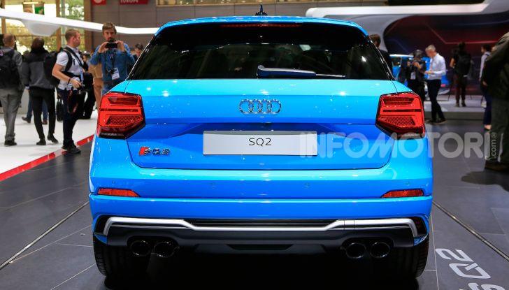 Audi SQ2, SUV ad alte prestazioni da 300 CV - Foto 7 di 12
