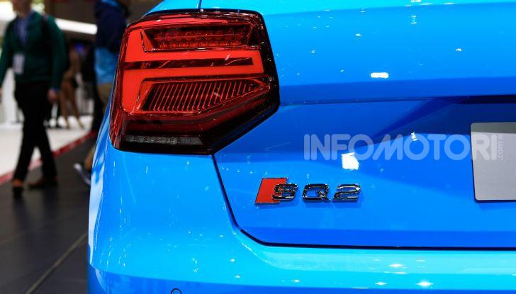 Audi SQ2, SUV ad alte prestazioni da 300 CV - Foto 8 di 12