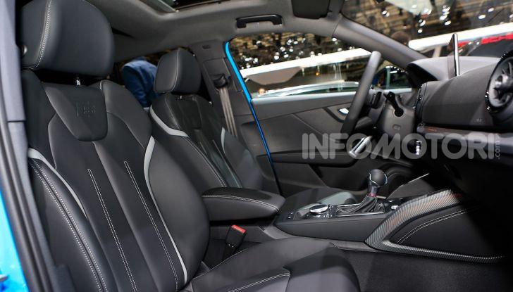Audi SQ2, SUV ad alte prestazioni da 300 CV - Foto 9 di 12