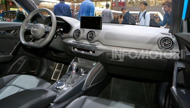 Audi SQ2, SUV ad alte prestazioni da 300 CV - Foto 10 di 12