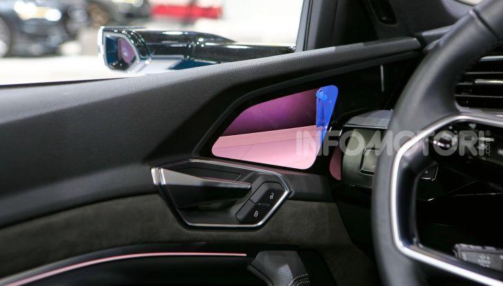Audi: il SUV elettrico e-Tron debutta per sfidare Tesla - Foto 18 di 26