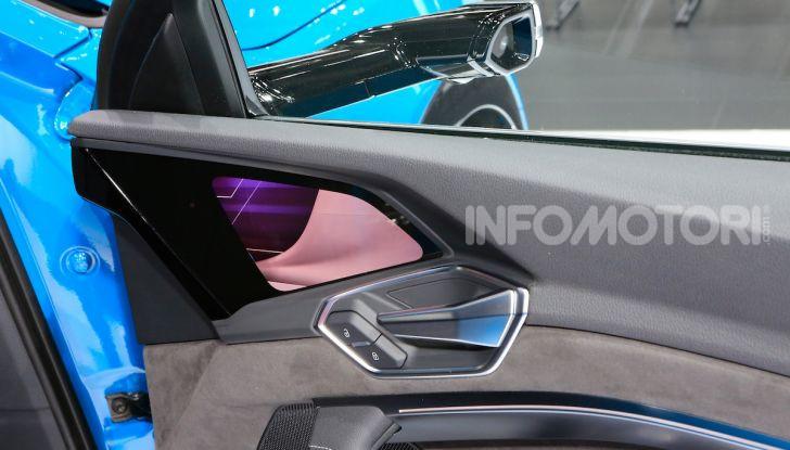 Audi: il SUV elettrico e-Tron debutta per sfidare Tesla - Foto 18 di 25