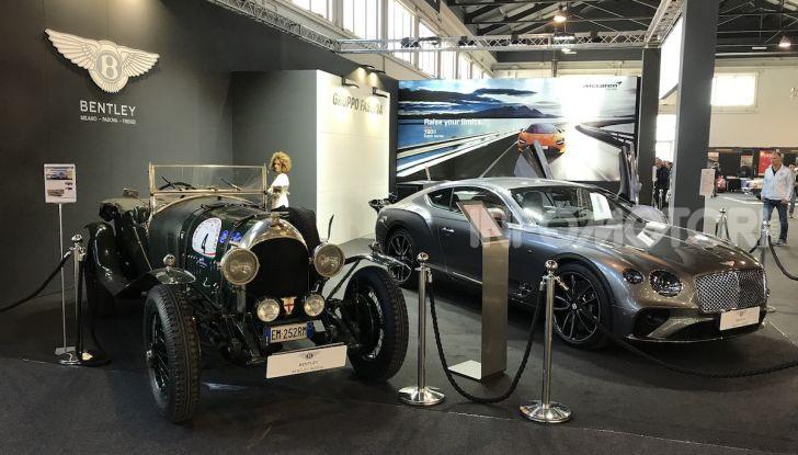 Auto e moto d'epoca 2019: date, orari e novità - Foto 24 di 24