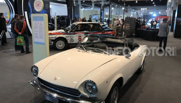 Auto e moto d'epoca 2019: date, orari e novità - Foto 14 di 24