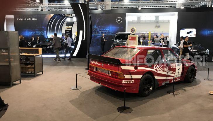 Auto e Moto d'Epoca di Padova, le auto più belle dell'edizione 2018 - Foto 9 di 24