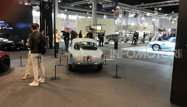 Auto e moto d'epoca 2019: date, orari e novità - Foto 8 di 24