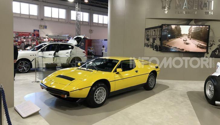 Auto e Moto d'Epoca di Padova, le auto più belle dell'edizione 2018 - Foto 3 di 24