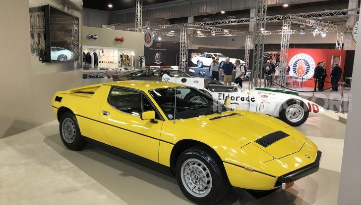 Auto e Moto d'Epoca di Padova, le auto più belle dell'edizione 2018 - Foto 2 di 24