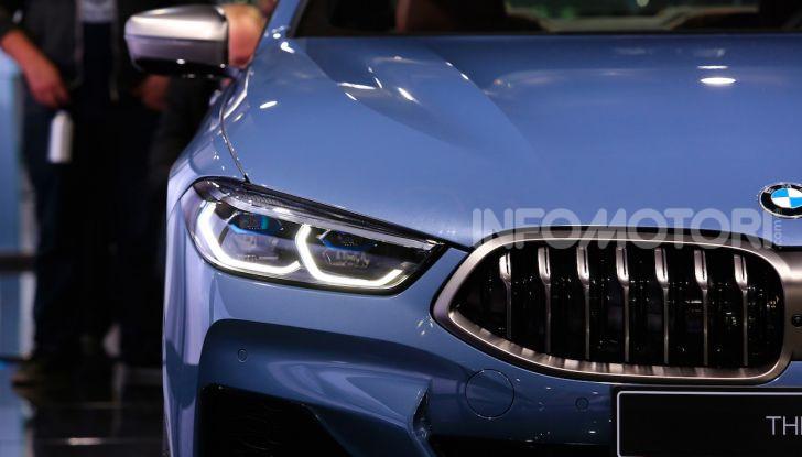 BMW Serie 8 Coupè 2018 al debutto con 530 CV - Foto 6 di 36