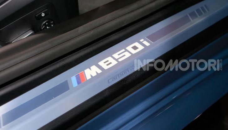 BMW Serie 8 Coupè 2018 al debutto con 530 CV - Foto 14 di 36