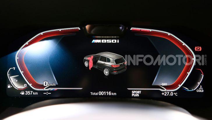 BMW Serie 8 Coupè 2018 al debutto con 530 CV - Foto 19 di 36