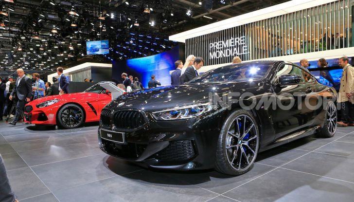 BMW Serie 8 Coupè 2018 al debutto con 530 CV - Foto 23 di 36