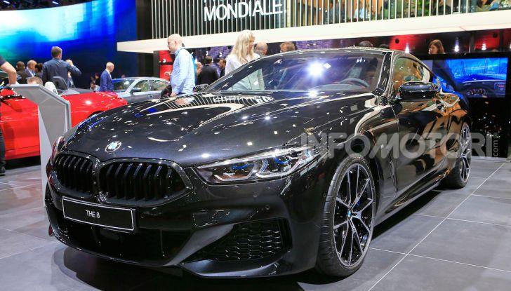 BMW Serie 8 Coupè 2018 al debutto con 530 CV - Foto 25 di 36